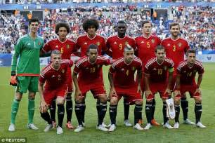 Belgium were 66th in the fifa rankings back in 2009 now