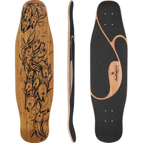 longboards decks loaded poke mini longboard deck w grip muirskate