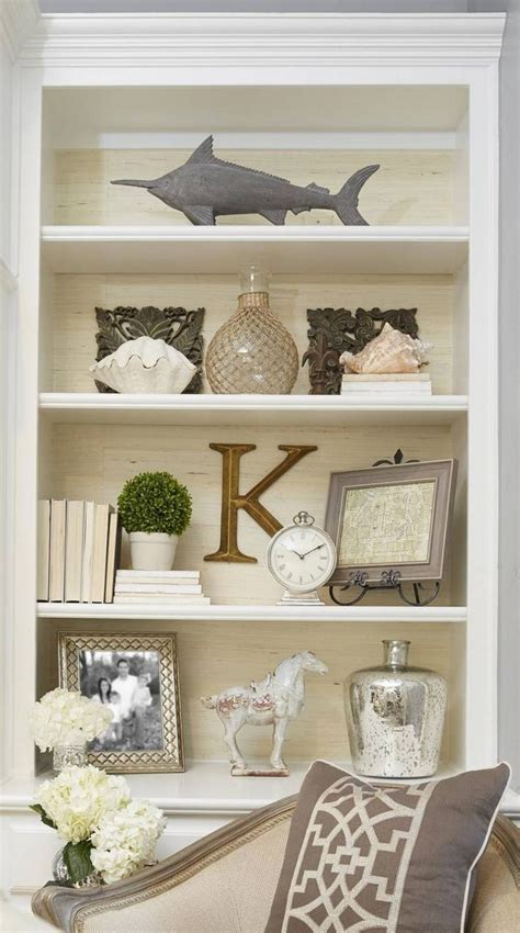 how to decorate built in shelves 25 best ideas about decorating a bookcase on pinterest