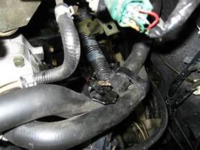 2006 Nissan Altima Crankshaft Sensor How To Replace The Camshaft Sensor On A Nissan Altima