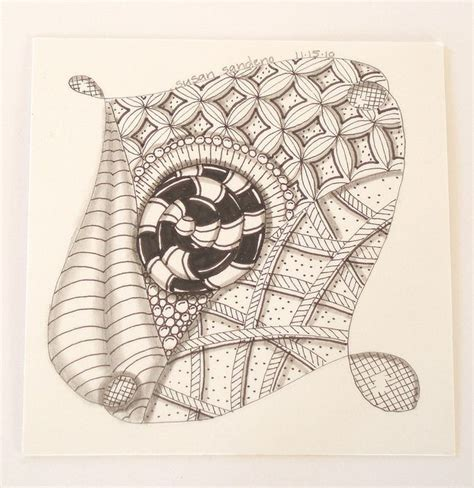 zentangle pattern bales 17 mejores im 225 genes sobre patterns en pinterest