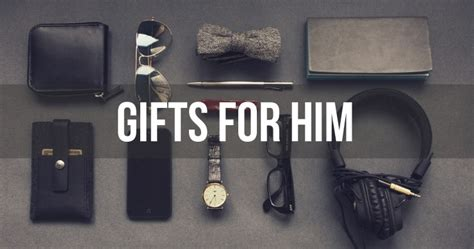 Gift Ideas For Him Instyle Com - 25 gift ideas for him he is sure to love them