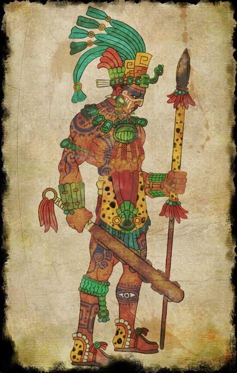 mayan jaguar warrior mayan jaguar warrior