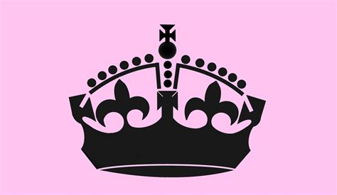 royal crown home decor royal crown reusable stencil 4 wall art home decor wall mural