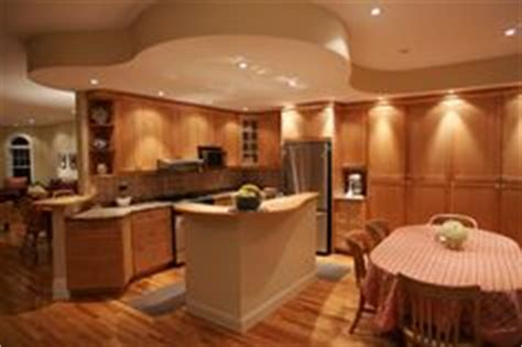 Kitchen Bulkhead Definition Dropped Ceilings Beams And Bulkheads Help To Define