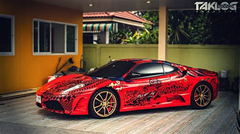 f430 custom f430 by hugsticker custom