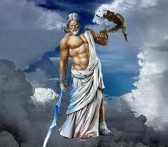 imagenes de dios zeus el dios zeus con sus s 237 mbolos el rayo el 225 guila y el