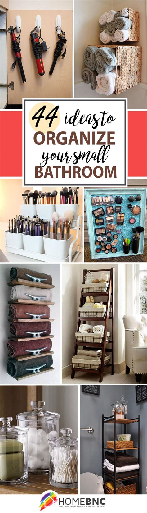 Storage For Small Bathroom Ideas by 44 Best Small Bathroom Storage Ideas And Tips For 2018