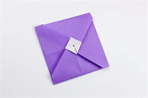 Money Envelope Origami - origami tato envelope variation