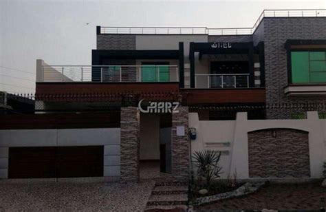 18 marla house for sale in bahria town phase 8 safari