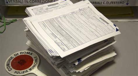ufficio multe roma roma la polizia locale quot stana quot i furbetti delle multe