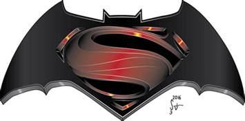 Batman vs Superman Movie Logo   i.e. Sequential  Journal