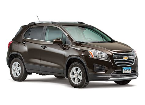 chevrolet trax review consumer reports