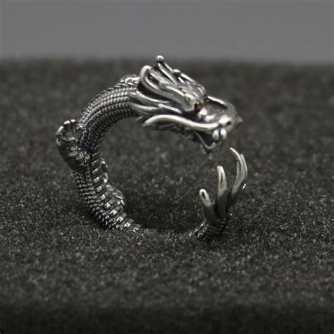 2016 New Arrival Real Solid 925 Sterling Silver Rings Vintage S 925 Thai Silver Rings