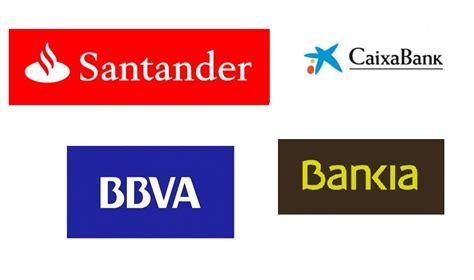 principales bancos espa oles bancos m 225 s grandes de espa 241 a