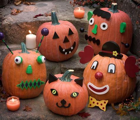 13 kid friendly halloween pumpkin decorating ideas