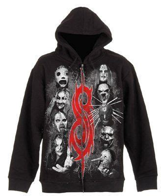 Hoodie Slipknot Roffico Cloth slipknot hoodie faces panel clothes i want slipknot and hoodie