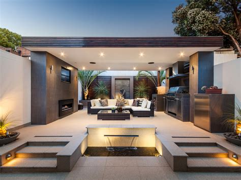 modern house backyard 30 fresh and modern outdoor kitchens outdoor