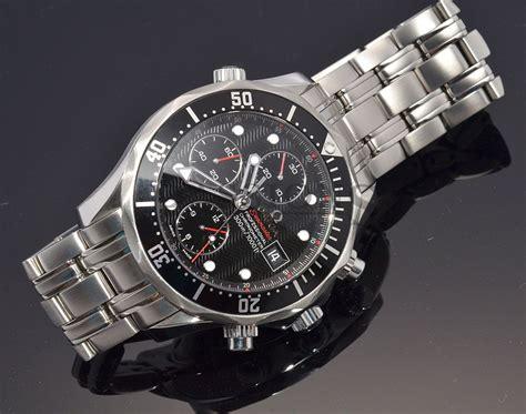 Omega Seamaster Chrono omega 42mm quot seamaster professional chrono diver quot 300m