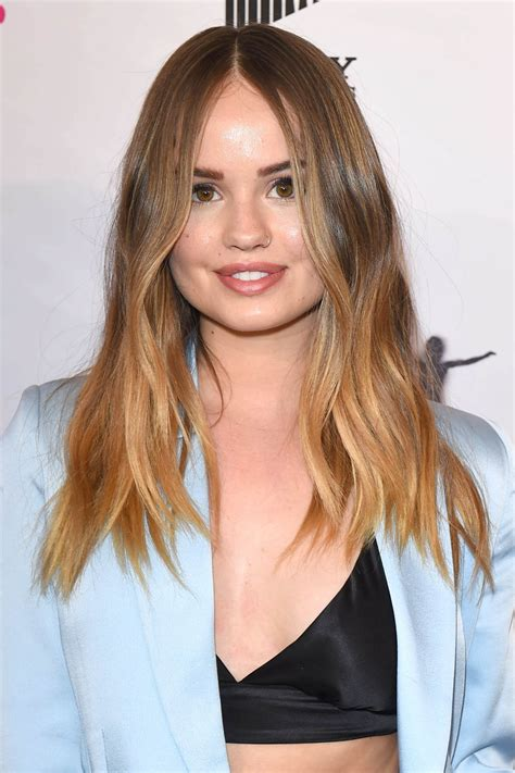 Debby Ryan Ver Versions Premiere In Los Angeles