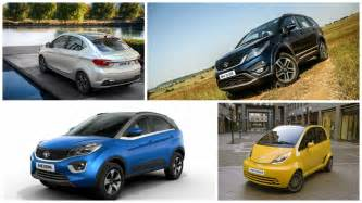 new upcoming cars of tata motors tata motors to launch 5 new cars in india in 2017 18