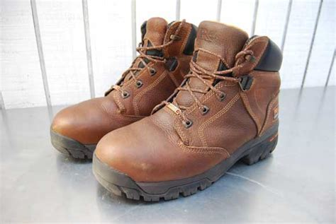Comfortable Lightweight Work Boots timberland pro helix work boot review a lightweight and