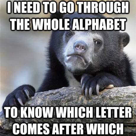 alphabet memes a seussian encyclopedia of memes for the elderly and of all ages books 35 of the best confession meme pictures that will