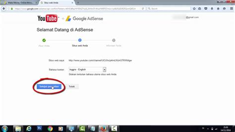 tutorial youtube adsense learn tutorial cara menghubungkan channel youtube dengan