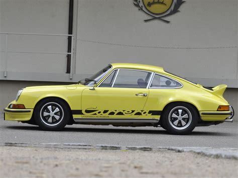 Porsche Scene by Porsche Scene Features 40 Jahre Porsche Carrera Rs 2 7