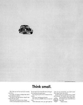 who created the lemon advert for volkswagen this ad was not a lemon