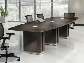 Global Boardroom Tables Global Zira Series 10 Boat Shaped Conference Table Z48120be