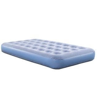 simmons smartaire comfort top instant twin air bed