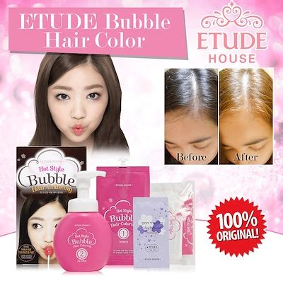 Etude Cat Rambut buy etude house style hair coloring new cat