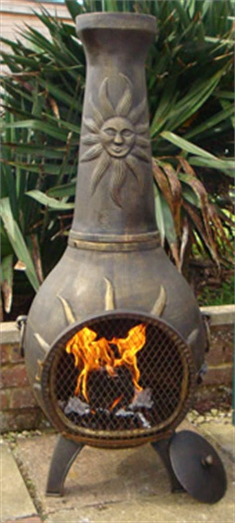 Buy Chiminea Uk Buy The Soleil Castmaster Tm Cast Iron Chiminea