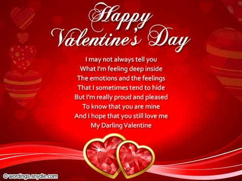 valentines card messages valentines day wishes be my wordings and messages
