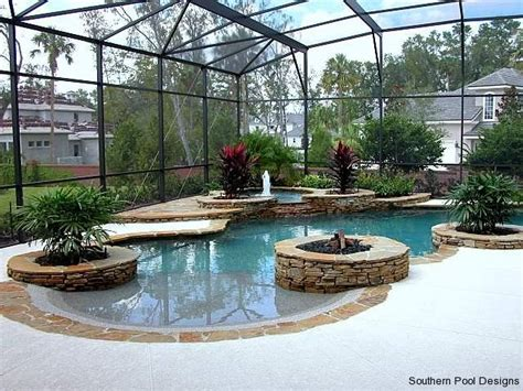 Pin By Julie Huneault On Pool Outdooring Pinterest Entry Swimming Pool Designs
