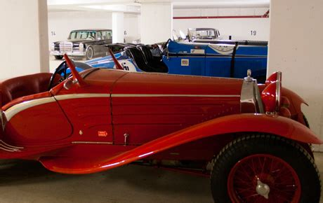 Classic Car Service by Oldtimerlagerung Classic Car Service