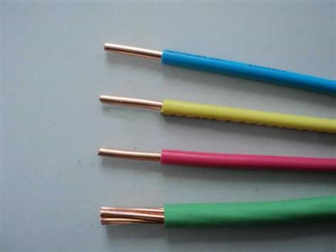 electric copper wire prices 6491x single solid or stranded copper conductor pvc