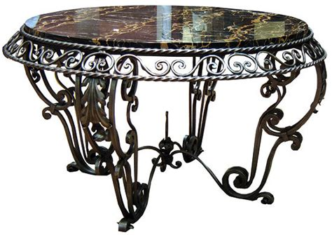 wrought iron table decor wrought iron coffee table design images photos pictures