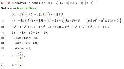 gerolamo cardano probabilidad estadistica c 225 lculo21 ecuaciones enteras de primer grado baldor 81 10