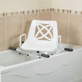 siege salle de bain si 232 ge de bain pivotant ajustable en largeur performance