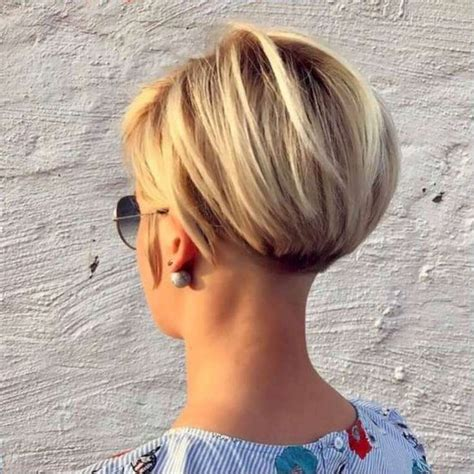 very shor bobbed back view ofhairstyles for women over 60 best 25 short bobs ideas on pinterest short bob
