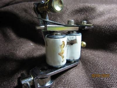 tattoo machine spring tension grams the tattoo review custom modified single spring