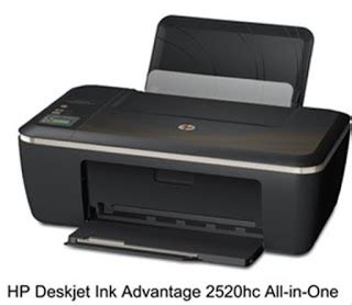 Tinta Printer Hp Deskjet Ink Advantage 2520hc Jual Tinta Service Printer Hp Deskjet 2520hc Ink