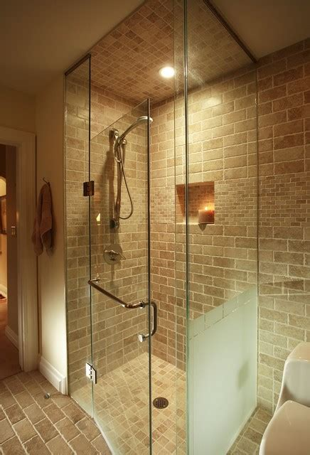 bungalow with and bathroom bungalow bath renovation eclectic bathroom toronto by joanne jakab interior design