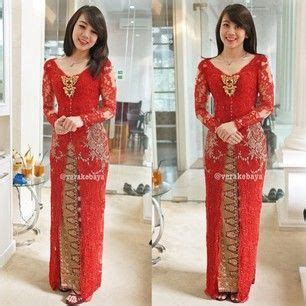 Mini Dress Lengan Pendek Efd Brocade 61 best kebaya images on