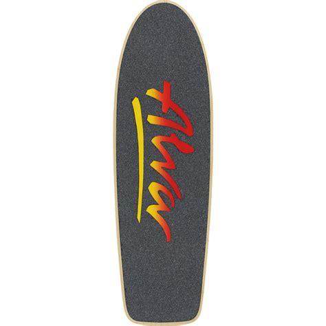 reissue skateboard decks alva skateboards bela horvath reissue