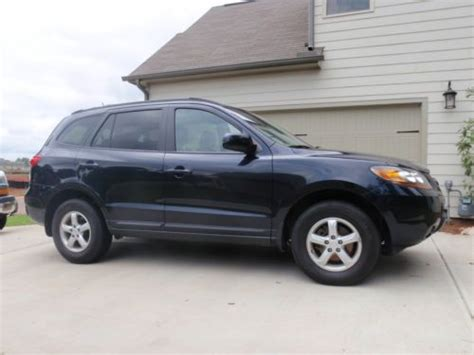 2008 hyundai santa fe for sale by private owner in largo purchase used 2008 hyundai santa fe gls awd in duncan south carolina united states for us