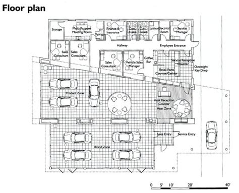 car floor plan car dealer floor plan interiors design
