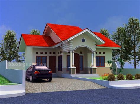 membangun rumah idaman sederhana  biaya hemat